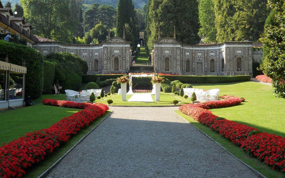 Grandi giardini italiani per il tuo matrimonio with for Piccoli piani bungalow
